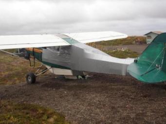 duct tape plane