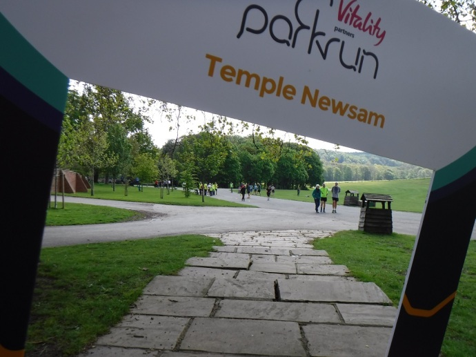 Featured image Temple Newsam parkrun
