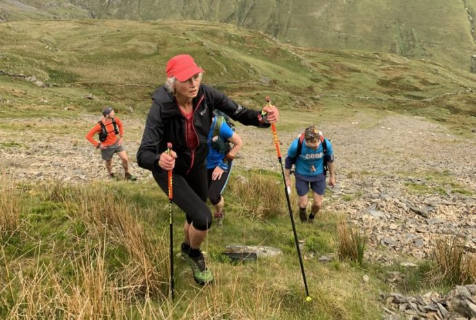 nicky spinks completes dble paddy buckley round