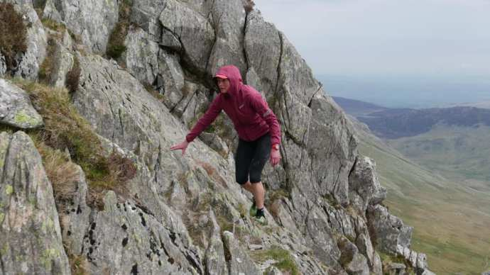 Nicky Spinks from inov 8 facebook page