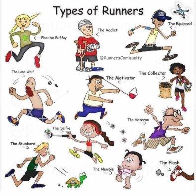 running types