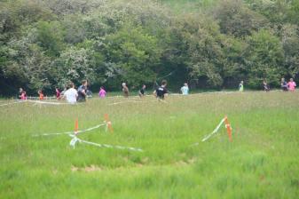 somerdale pavilion circling runners