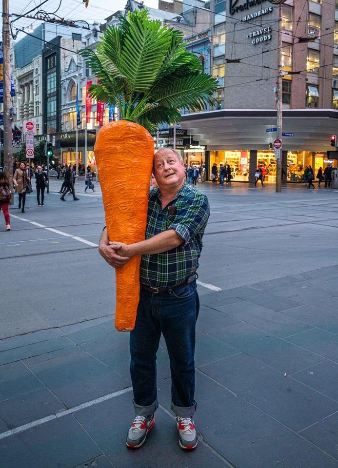 melbourne carrot man