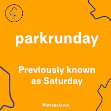 parkrun day