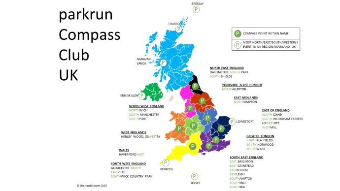 parkrun+Compass+Club+UK Richard Gower