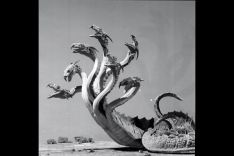 Ray harryhausen hydra