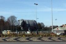 bull roundabout
