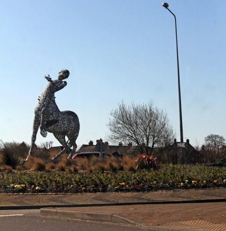 centaur roundabout