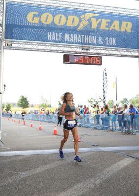 Jeannie Rice Sets Half Marathon World Record - Masters Running Records