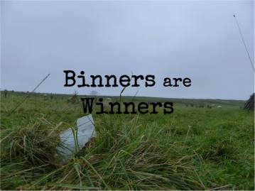 binners are winners
