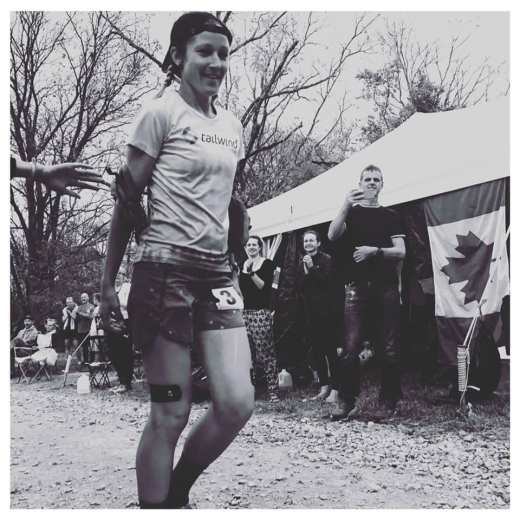 Maggie Gurtel winner ultra