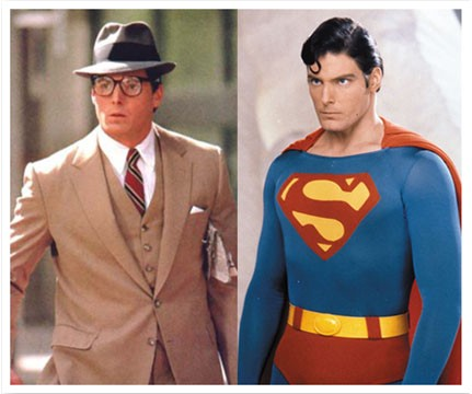 superman and alter ego