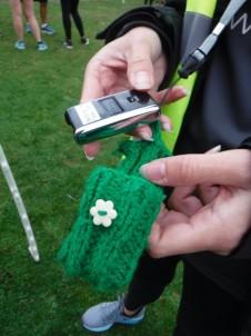 knitted barscanner cover Barnsley